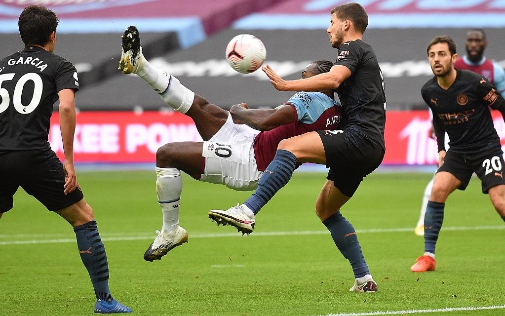 Вест Хэм 1-1 Манчестер Сити